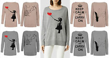 Hip Length Polyester None Jumpers & Cardigans for Women