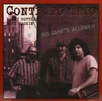 FREE US SHIP. on ANY 3+ CDs! NEW CD Contempo Trio, Ravi Coltrane: No Jamf's Allo