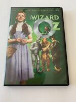 The Wizard of Oz    (Two-Disc 70th Anniversary Edition DVD)     LIKE NEW