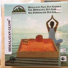 Himalayan Glow Tabletop Zen GardenHimalayan Pink Salt, *FREE SHIPPING*