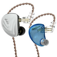KZ AS16 Professional Zinc Alloy 3.5mm Wired HiFi Moving Iron In-Ear Headphone