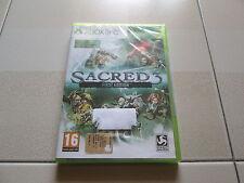 XBOX 360 - SACRED 3 FIRST EDITION - NUOVO! SIGILLATO!!! ANCHE PER XBOX ONE!!!