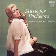 Music for Bachelors by Henri Rene (CD, Sep-2007, Rev-Ola Records)