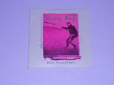 Paul Mac Cartney - young boy - cd single