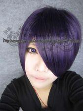 Sanada Ten Braves BRAVE10 Unno Rokuro cosplay wig punkshop costume