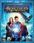 The Sorcerer's Apprentice [Two-Disc Blu-ray / DVD Combo]