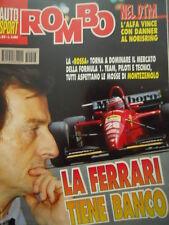 Auto & Sport ROMBO 26 1995 Nel DTM ALFA vince con DANNER - Segreti Ferrari