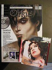 ORKUS 2004 # 12/1 - SAMSAS TRAUM LACRIMOSA PERSEPHONE CORVUS CORAX INCL. CD