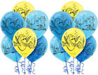 Finding Dory Latex Balloons - Girls Birthday Decorations Party Supplies 12ct.