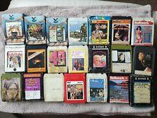 8 Track Cartridge Cassette Job Lot Country & Western Dolly Denver Carpenters