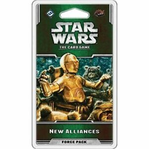 Star Wars The Card Game NEW ALLIANCES Force Pack / Expansion FFG LCG