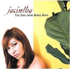 Jacintha - Girl from Bossa Nova [New CD]