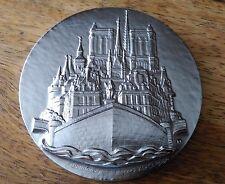 Médaille DELANNOY monuments Paris d'après Valentin Le CAMPION , ARTHUS BERTRAND