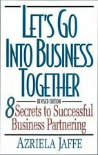 Let's Go Into Business Together Revised-ExLibrary