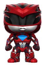 Figura Funko red Ranger pop