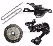 Shimano Deore XT M8000 I-Spec II 4xCombo 11/46T Cassette DH/FR/XC groupset New