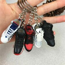 Portachiavi keychain 3D sneakers Air Jordan Kicksmini, con box, idea regalo