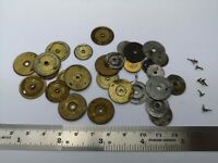 Selection of Antique Fusee Pocket Watch Fusee Cone Parts (AA32)