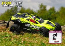 BSD Racing Flux Storm V2 RC 1/10 Scale Truggy 2WD Radio Remote Controlled Car