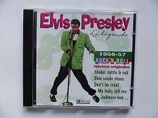 CD Album elvis presley lA L2GENDE 1956 57 rOCK N ROLL ATLAS 2868201
