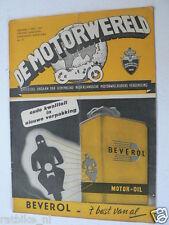DMW 1947-49,DAMES MOTORCLUB,LESBERTS,ARIEL TWIN,BSA TWIN,GJALTAMA & KROON,ESSO