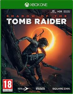 Shadow of the Tomb Raider Xbox One **FREE UK POSTAGE**