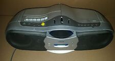 Sony Cfd-F10 Boom Box/Cd/Radio/Cassette/Rec order w/Bass Expansion & Mega Bass