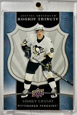 Sidney Crosby - Artifacts 2005/06 Rookie Tribute 15/15 RARE