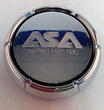 "ASA Aftermarket Chrome Wheel Center Cap 3"" Diameter 8B654 Licensed By BBS ASA26D"