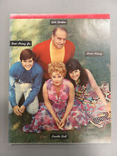 VINTAGE Writing Tablet/Paper Pad I Love Lucy LUCILLE BALL Family Photo Cover