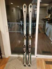 New listing K2 Escape 2500 167 Cm Skis Paired W/Salomon S850 Pulse Spheric Binding System