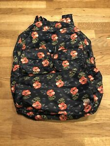 NWOT Lug Puddle Jumper Packable Backpack in Aloha Navy