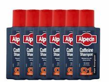 Alpecin Caffeine Shampoo 250ml - Pack of 6