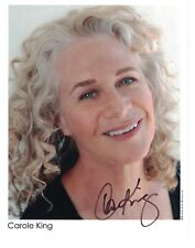 Carol King Signed Autographed 8x10 Photo American Singer