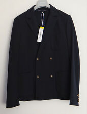Iceberg Cashmere Blend Naval Blazer Size UK 40 £695 Made in Italy