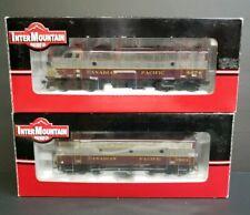 Intermountain HO 49929-04/49529-01 EMD FP7 4074/F7B 1909 DCC Locomotive in box