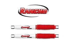 "Dodge Ram 1500 2500 Hummer 4WD 2WD Pair of Rear Shocks Rancho RS5000 Set 0""Lift"