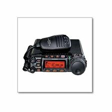 Yaesu FT-857D Amateur Radio HF, VHF, UHF All-Mode 100W JAPAN Japan new.