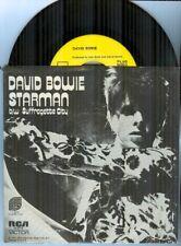 David Bowie ~ Starman + 1 ~ RCA  45 RPM # 74-0719 ~ Promo Copy M- Pic Sleeve
