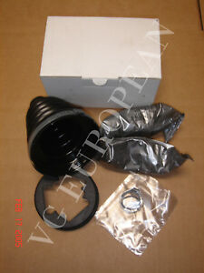 BMW E46 E53 X5 Genuine Front Axle Inner Boot Kit for C/V Joint 325xi 330xi NEW