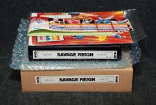 Savage Reign US English MVS Kit • Neo Geo JAMMA Arcade •SNK Fu'un Mokujiroku
