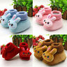 Newborn Baby Boy Girl Toddler Rabbit Boots Soft Sole Shoes Prewalker Warm XX