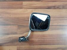 Außenspiegel links  Chrom Laufleistung 833439 KM Suzuki S J410 1,0 Bj.84