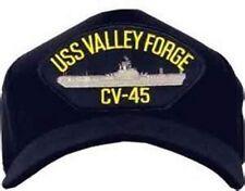 USS Valley Forge CV-45 / USN Ship Baseball Cap 92521