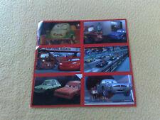 Sticker Sammelsticker Anime Cars Stickerbogen