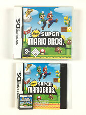 New Super Mario Bros. DS / Game Nintendo DS, DS Lite, DSi, 3DS, 2DS, new