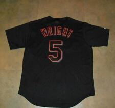 David Wright jersey #5 Large New York Mets Majestic alternate jersey color RaRe