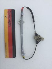 VW GOLF MK2 JETTA DRIVERS REAR DOOR WINDOW WINDER REGULATOR MECHANISM.GENUINE