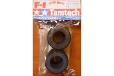 TAMIYA 40025 1/14 TamTech F-1 Rear Sponge Tires (1 Pair)