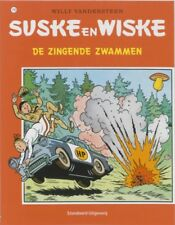 De Zingende Zwammen (Suske en Wiske) By Willy Vandersteen - Dutch Language